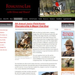9th Annual Junior Field Hunter Championship is Bigger than Ever