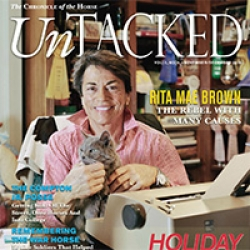 Rita Mae Brown: The Rebel with Many Causes