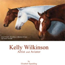 Kelly Wilkinson Artist & Aviator