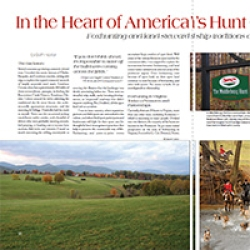 In the Heart of America's Hunt Country