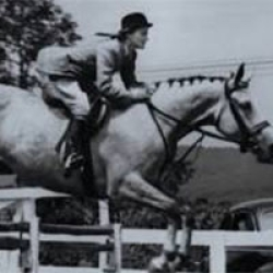 Equestrian Legends: Ellie Wood Keith Baxter