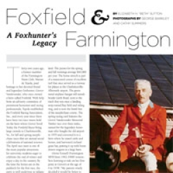 Foxfield & Farmington A Foxhunter's Legacy