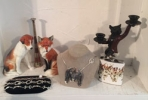 Antique-Collectible Equestrian items