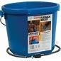 Heated tub-buckets