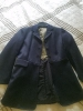 Horse Country Navy Frock size 34